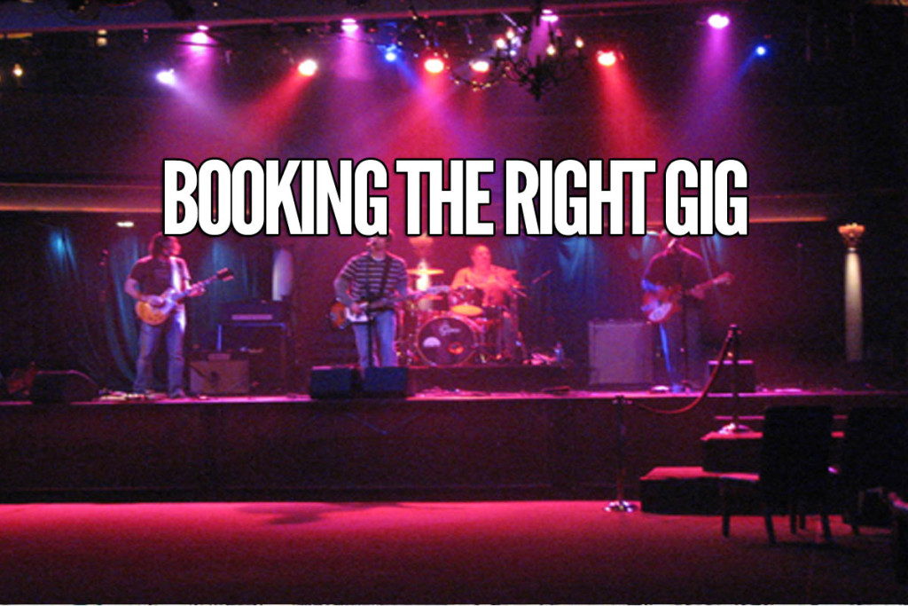 booking-the-right-gig